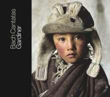 Johann Sebastian Bach (1685-1750): Bach Cantata Pilgrimage Recordings 17 (Gardiner), 2 CDs