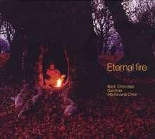 """Johann Sebastian Bach (1685-1750): Chöre aus Kantaten - """"Eternal fire"""", CD"""