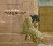 """Johann Christoph Bach (1642-1703): Geistliche Werke """"Welt, gute Nacht"""", CD"""