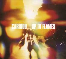 Caribou: Up In Flames (LP + CD), LP