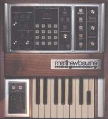 Matthew Bourne: Moogmemory (Limited Edition), 1 LP und 1 CD