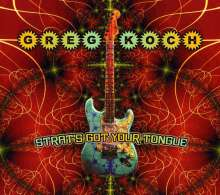 Greg Koch: Strat's Got Your Tongue, CD