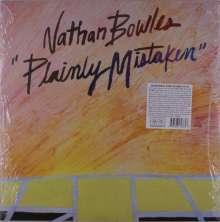 Nathan Bowles: Plainly Mistaken, LP