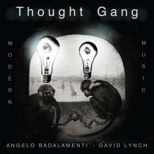 Thought Gang: Thought Gang, CD