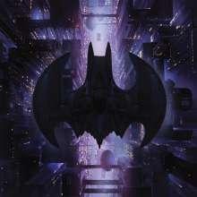 Danny Elfman (geb. 1953): Filmmusik: Batman (remastered) (180g), LP