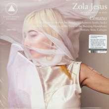 Zola Jesus: Conatus (Limited-Edition) (Gray/Clear Smoke Vinyl), LP