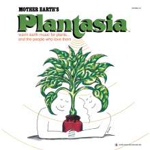 Mort Garson: Mother Earth's Plantasia (Limited-Edition) (Green Vinyl), LP