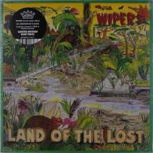 Wipers: Land Of The Lost (Limited Edition) (Blue Vinyl), LP
