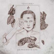 Jenny Hval: The Practice Of Love (Limtied Edition) (Sand Colored Vinyl), LP