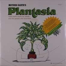 Mort Garson: Mother Earth's Plantasia (Limited Edition) (Green Starbust Vinyl), LP