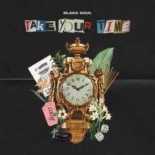 Blakk Soul: Take Your Time, CD