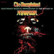 Ataraxia (A.K.A.Mort Garson): The Unexplained (Ltd.Orange Vinyl), LP