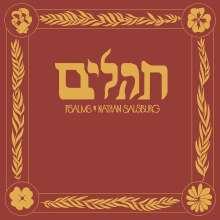 Nathan Salsburg: Psalms, CD