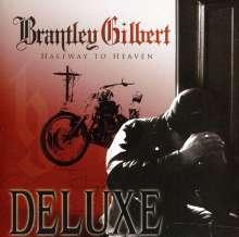 Brantley Gilbert: Halfway To Heaven, CD
