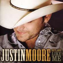 Justin Moore: Outlaws Like Me, CD