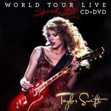 Taylor Swift: Speak Now World Tour (CD+DVD), CD