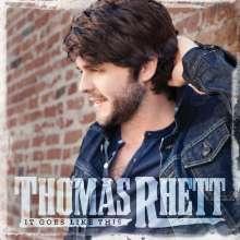 Thomas Rhett: It Goes Like This, CD