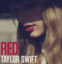 Taylor Swift: Red, 2 LPs