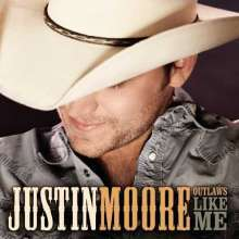 Justin Moore: Outlaws Like Me, LP