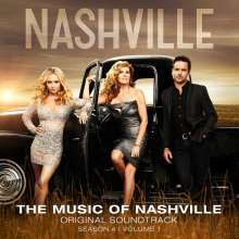 Filmmusik: The Music Of Nashville Season 4 Vol.1, CD
