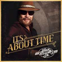 Hank Williams Jr.: It's About Time, CD