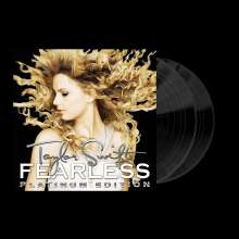 Taylor Swift: Fearless (Platinum-Edition), 2 LPs