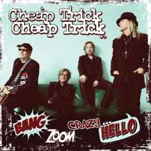 Cheap Trick: Bang Zoom Crazy Hello, LP