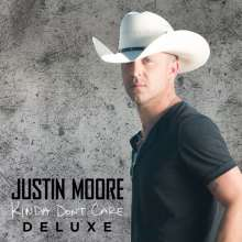 Justin Moore: Kinda Don't Care (Deluxe), CD