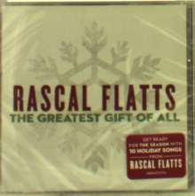 Rascal Flatts: The Greatest Gift Of All, CD