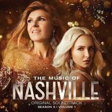 Filmmusik: The Music Of Nashville: Season 5 Volume 1, CD