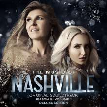 Filmmusik: The Music Of Nashville Season 5  Vol. 2, CD