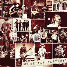 Cheap Trick: We're All Alright! (180g) (Deluxe-Edition), LP