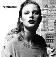 Taylor Swift: Reputation, CD