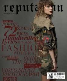 Taylor Swift: Reputation (Special-Edition Vol. 2) (Grün/Grau), CD