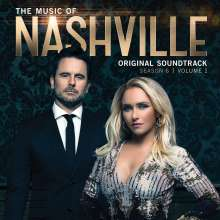 Filmmusik: The Music Of Nashville Season 6 Vol.1, CD