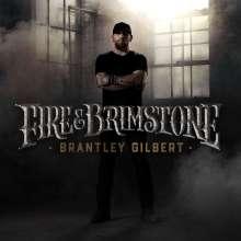 Brantley Gilbert: Fire & Brimstone, CD