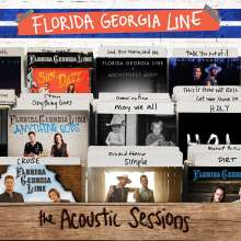 Florida Georgia Line: The Acoustic Sessions, CD