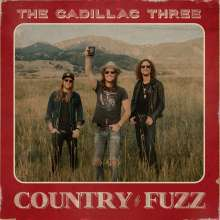 The Cadillac Three: Country Fuzz, 2 LPs