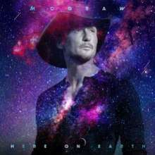 Tim McGraw: Here On Earth, CD