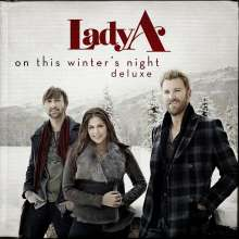 Lady A (vorher: Lady Antebellum): On This Winter's Night (Deluxe Edition), CD