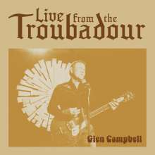 Glen Campbell: Live From The Troubadour 2008, CD