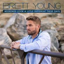 Brett Young: Weekends Look A Little Different These Days, CD
