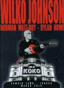 Wilko Johnson: Live At Koko 2013, DVD