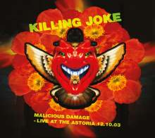 Killing Joke: Malicious Damage: Live At The Astoria 12.10.2003, 2 CDs