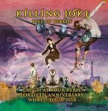 Killing Joke: Live In Berlin 2018, 2 CDs