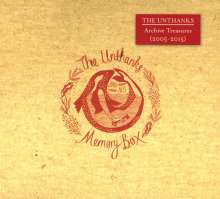 The Unthanks: Memory Box: Archive Treasures 2005 - 2015, CD