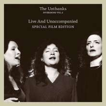 The Unthanks: Diversions Volume 5: Live And Unaccompanied, CD