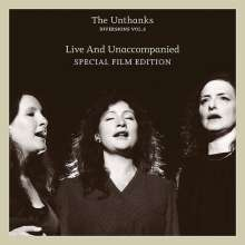 The Unthanks: Diversions Volume 5: Live And Unaccompanied (Special Film Edition), 1 CD und 1 DVD