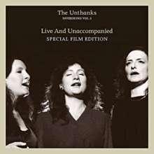 The Unthanks: Diversions Volume 5: Live And Unaccompanied, 1 LP und 1 DVD