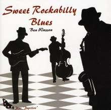 Ben Wasson: Sweet Rockabilly Blues, CD
